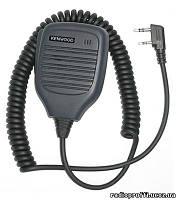 №32 Спикер микрофон тангента для рации Kenwood КМС-21