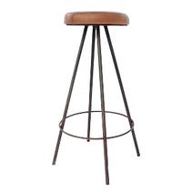 Металлические стулья визажистов