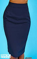 Юбка - карандаш с костюмной ткани, фото 1