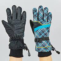 Перчатки горнолыжные теплые женские СПО B-7702 СН