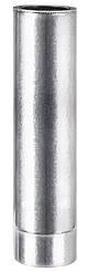 Труба из нержавеющей стали с термоизоляцией нерж/оцинк L=1м