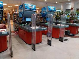 Монтаж, пусконаладка, ремонт и техническое обслуживание антикражных ворот в Днепре