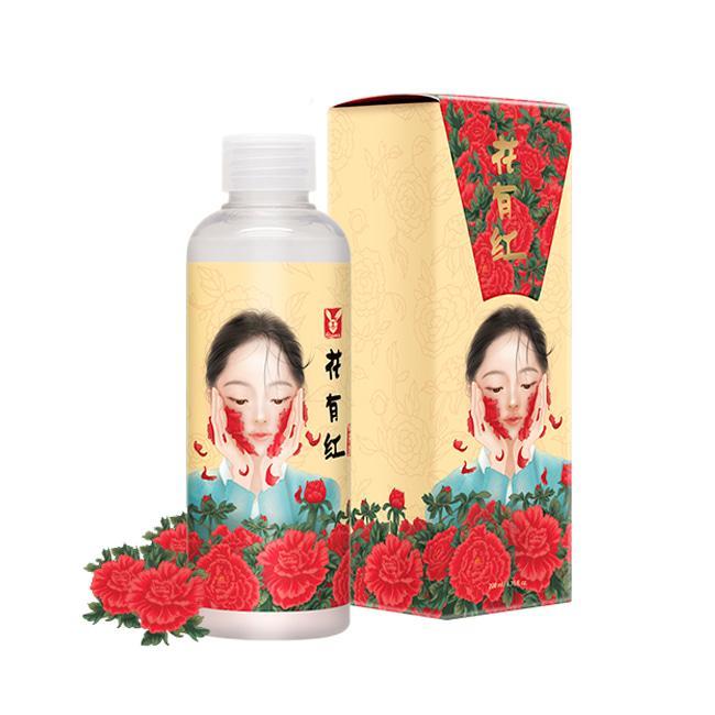Увлажняющая Эссенция Тонер для Лица Elizavecca Hwa Yu Hong Essence 200 ml