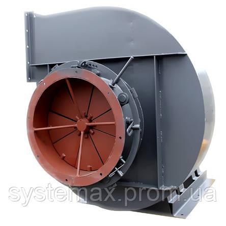 ДН-21 дымосос промышленный центробежный, фото 2
