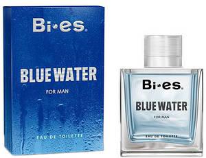 Туалетная вода для мужчин Bi-es Blue Water Davidoff - Cool water 100 мл (5902734840165)