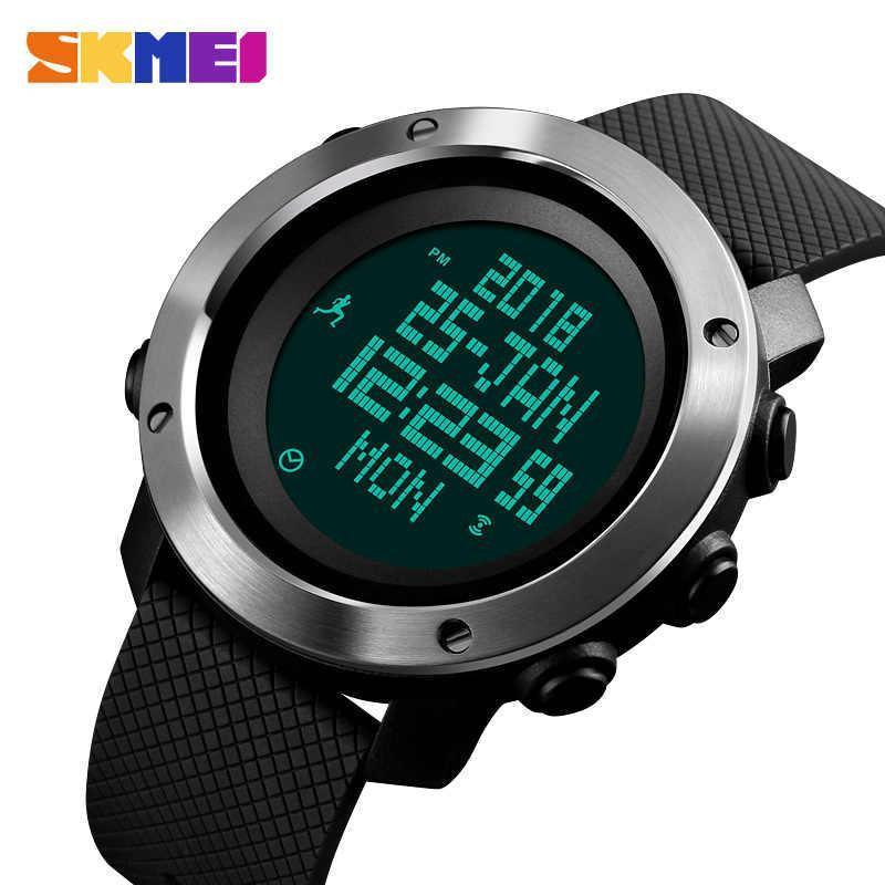 Мужские часы SMART Skmei 1511 Music Controll black