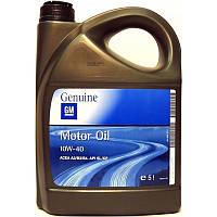 Масло полусинтетическое GM Semi Synthetic 10W-40 1 литр