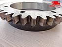 Шестерня привода компрессора МТЗ 80, 82 (Z=43) двигатель Д 260 (пр-во ММЗ). Ціна з ПДВ, фото 2