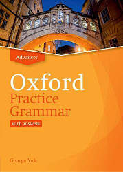 Oxford Practice Grammar New Edition Advanced with Key