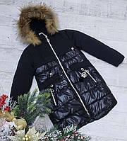 Зимняя куртка 24 LH на 100% холлофайбере размеры от 140 см до 164 см рост