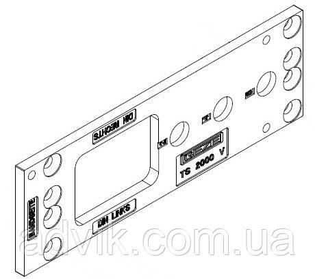 Монтажная пластина для доводчиков Geze TS 2000
