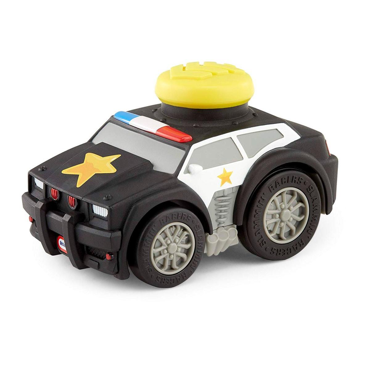"""Машинка серії """"Slammin 'Racers"""" - ПОЛІЦІЯ"""