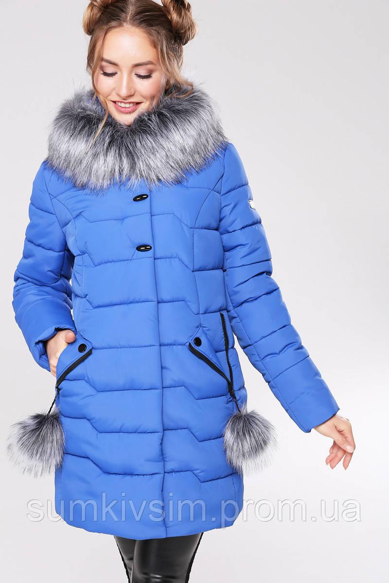 Куртка Гелана - Электрик №3431