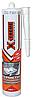 Герметик силиконовый санитарный  X-Treme прозрачный 280 мл