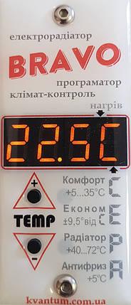 Электрорадиатор BRAVO 10 секций - отопление 20 кв.м, фото 2