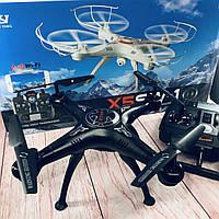 Квадрокоптер X5SW-1 2.4 GHz + Wi-Fi камера, фото 1