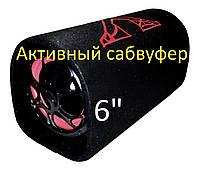 "Активный сабвуфер Xplod бочка 6""+Bluetooth 200Вт"