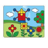 Набор для обучения Gigo Комплект рабочих карт для Мозаики 1192-1 (1192-2)