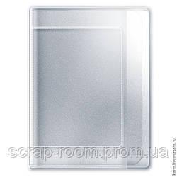 Вкладыш для автодокументов, прозрачный карман для автожокументов, обложка ПВХ для автодокументов