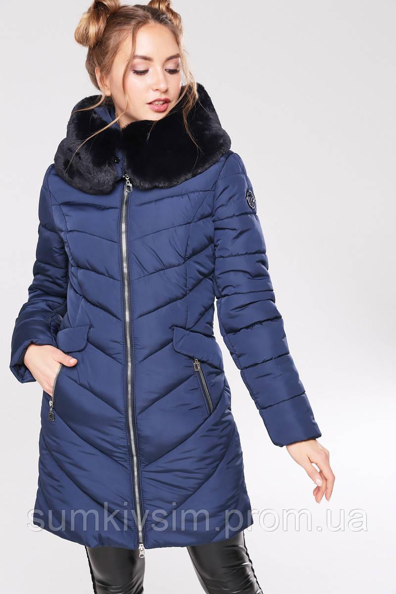 Куртка Джойс - Синий №3025