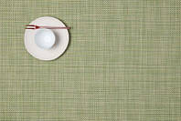 Салфетка для сервировки CHILEWICH MINIBASKETWEAVE 36*48 см (0025-MINIBASKETWEAVE-DILL)