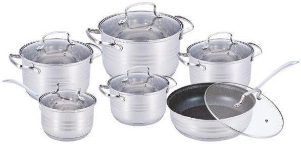 Набор кухонной посуды Benson BN-204