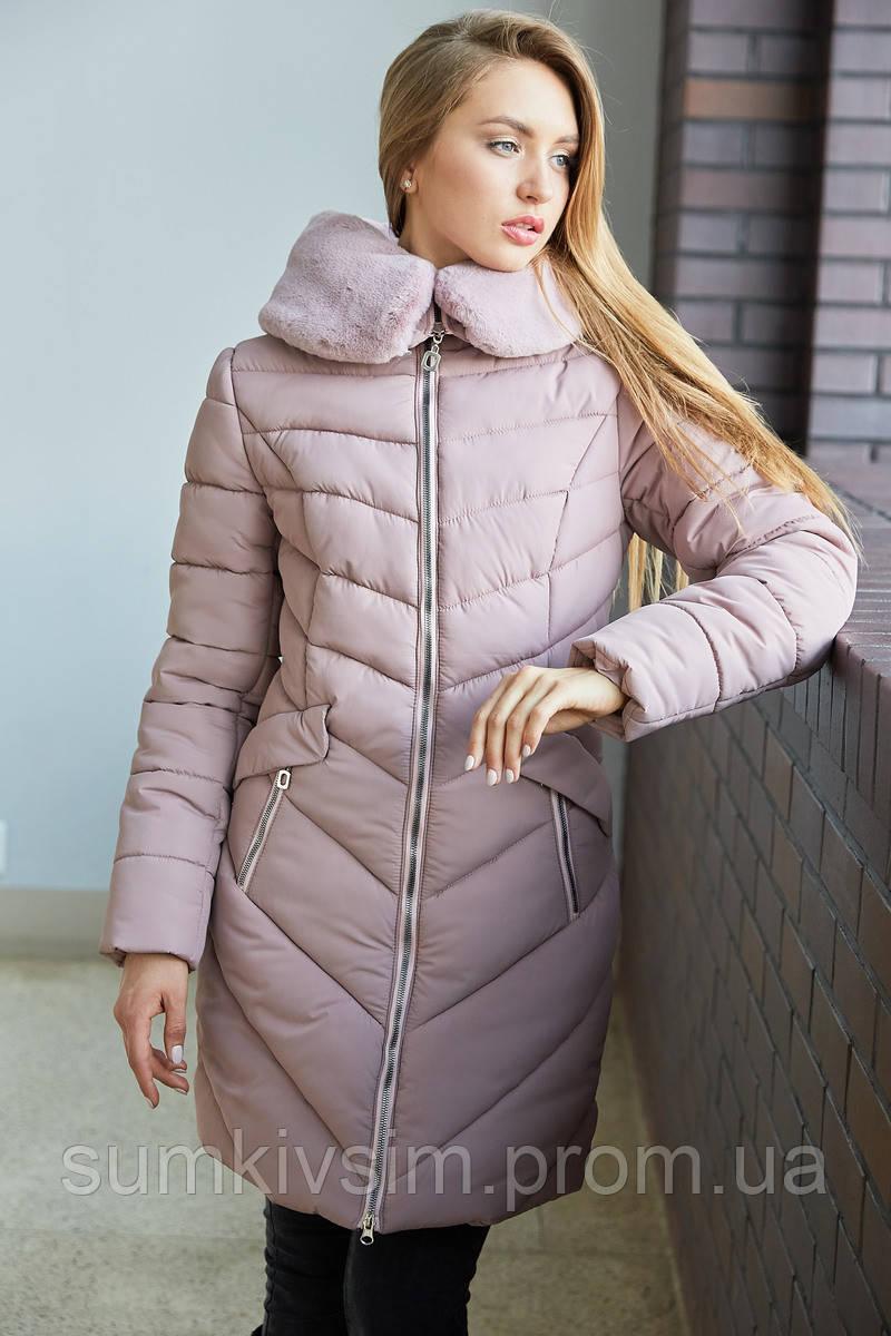 Куртка Джойс - Пудра №12