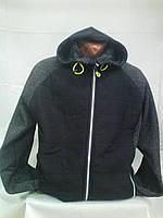 Стильная кофта-куртка мужская***