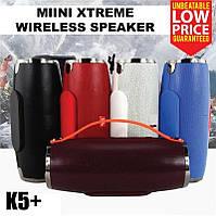 Портативная колонка Xtreme mini K5+