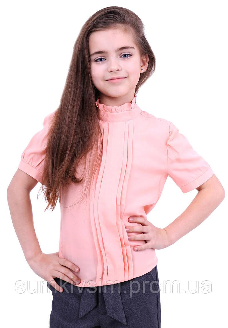 Т Блуза Tiana В025933 - Персик