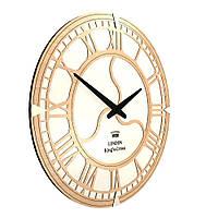 Настенные часы Декор Карпаты UGC006-С King s-k Золотистый (isig95116)