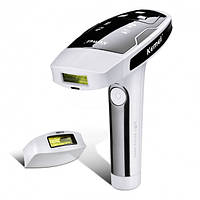 Домашний лазерный эпилятор Kemei KM 6812 фотоэпилятор для всего тела
