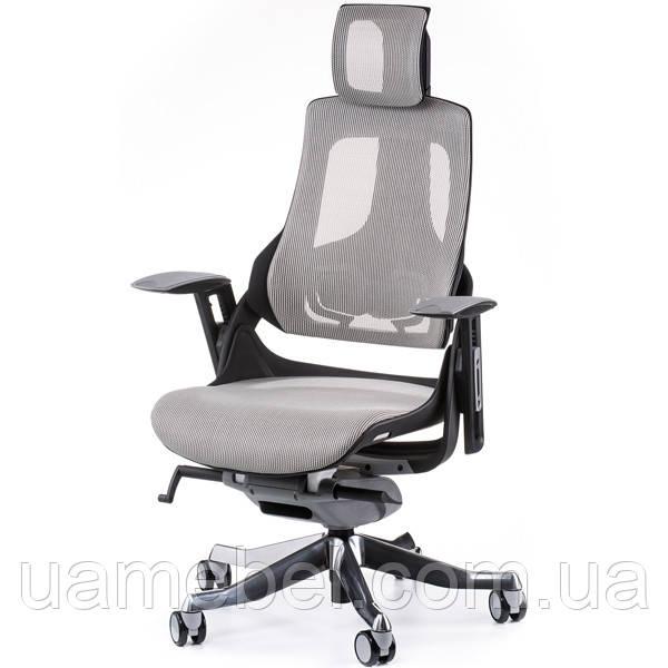 Кресло для руководителя WAU SNOWY NETWORK E0819