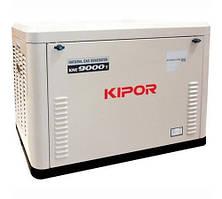 Газовый генератор KIPOR KNE9000T (8,8 кВт)