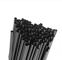 Термоусадочные трубки W-1-H 100шт 1м (1.0-0,5мм) термоусадка, черный