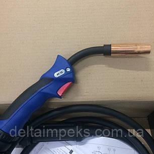 Зварювальний пальник RF 15 3м KZ-2 євро роз'єм, Abicor Binzel, фото 2