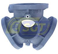 Корпус насоса Tolveri PU-3/140 (пластмасовий, новий тип) на польовий обприскувач