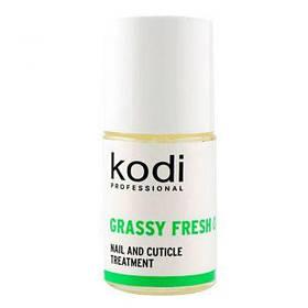 Масло для кутикулы  «травяная свежесть» 15 мл. Kodi