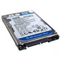 Жесткий диск 250GB Western Digital SATA, 2.5""