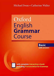 Oxford English Grammar Course New Edition Basic with answers