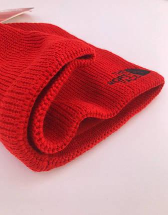 Женская шапка в стиле The North Face зимняя / демисезонная, фото 2