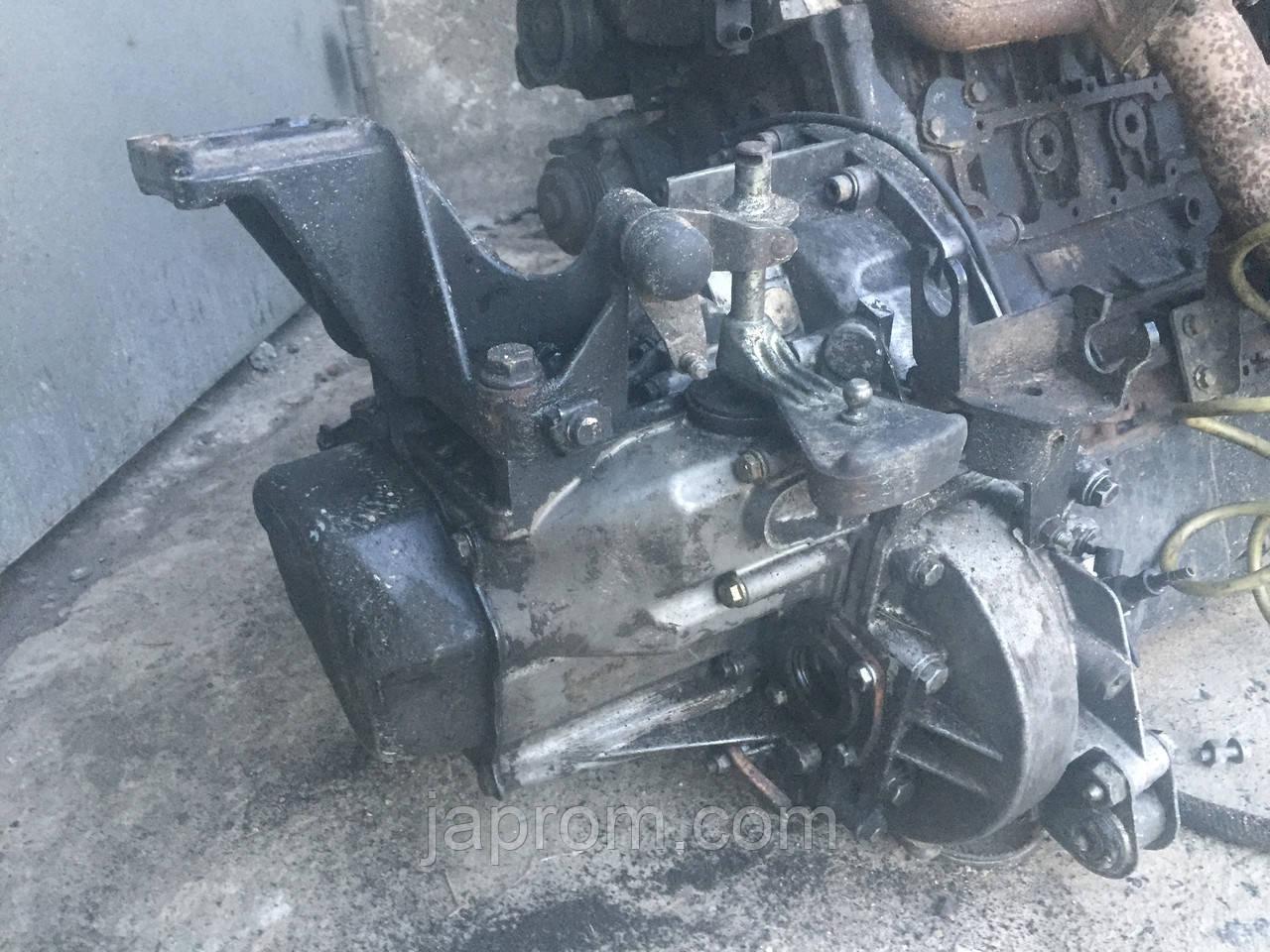 МКПП механическая коробка передач Peugeot Boxer 2.5 D 12Кл.  R15