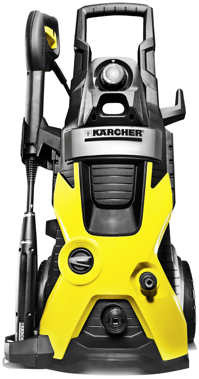 Мойка высокого давления Karcher K5 Turbo Home GOLD