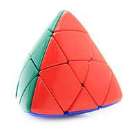 Кубик Рубика Shengshou masterphominx Шенгшоу Тетраэдрон Треугольник Головоломка Тетраэдр