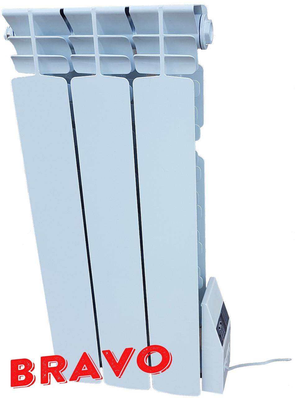Электрорадиатор BRAVO 3 секции (Климат-контроль)