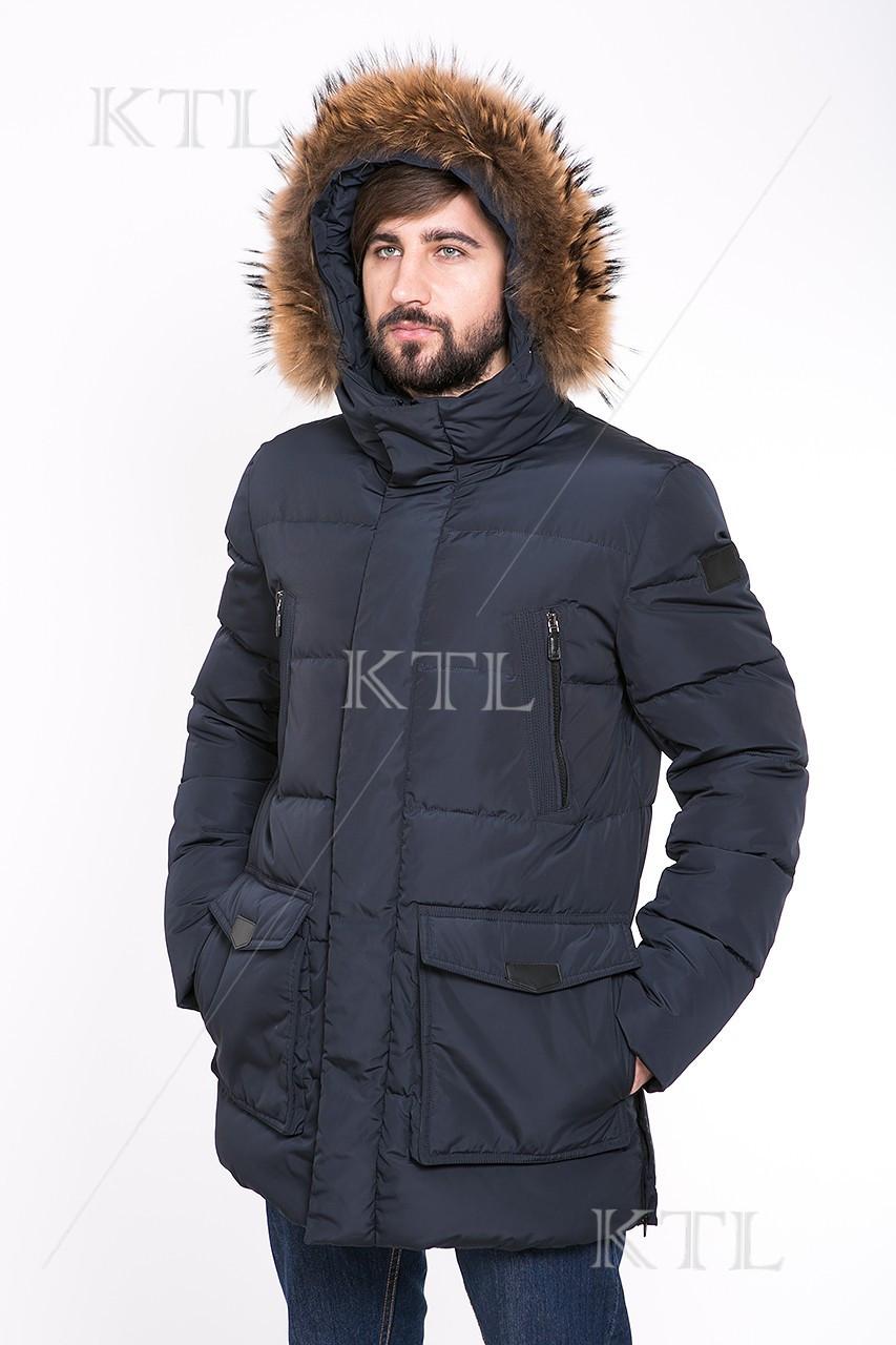 Мужская зимний куртка CLASNA CW16MD222C