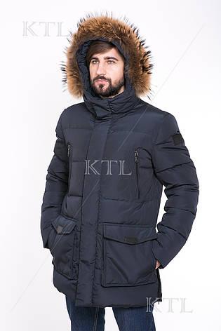 Мужская зимний куртка CLASNA CW16MD222C, фото 2