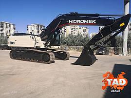 Гусеничный экскаватор Hidromek HMK300LC (2013 г), фото 2