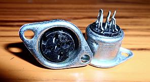 Гнізда СШ5 / СШ-5 (хрест)/ DIN -5-метал ГОСТ