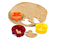 "Скалка для теста ""Roll and Store Pin"" + формочки для печенья 9 шт, фото 2"